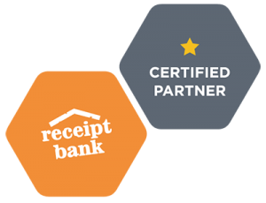 Receipt Bank - Certified Partner